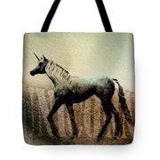 The Last Unicorn Tote Bag by Bob Orsillo