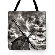 The Last Windmill Tote Bag