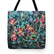 The Late Bloomers Tote Bag by Xueling Zou