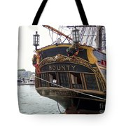 The Late Great Bounty Tote Bag