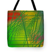 The Latticework 6 Tote Bag