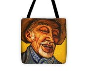 The Laughing Cavalier Tote Bag