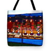 The Laughing Clowns  Tote Bag
