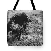 The Laughing Springer Tote Bag