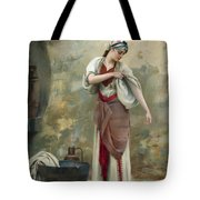 The Laundress Tote Bag