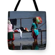 The Laundry - Nepal Tote Bag