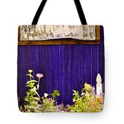 The Lavender Tote Bag