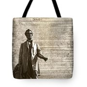 The Law Tote Bag