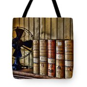 The Lawyers Desk Tote Bag