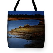 The Lay Of The Land Tote Bag