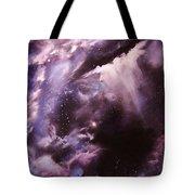 The Lazuras Nebula Tote Bag