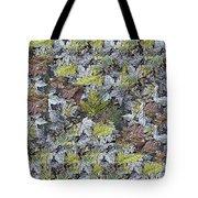 The Leaf Pile Tote Bag