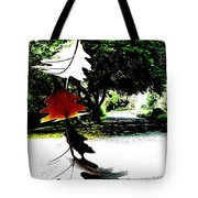 The Leaves Will Soon Start To Fall  Tote Bag