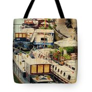 The Left Bank Tote Bag