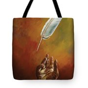 The Legacy Of Icarus Tote Bag