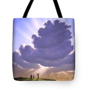 The Legend Of Bagger Vance Tote Bag by Jerry LoFaro
