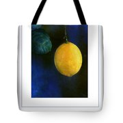 The Lemon Poster Tote Bag