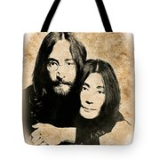 The Lennons Tote Bag