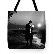 The Letter Tote Bag