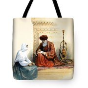 The Letter Writer Tote Bag