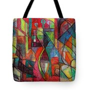 The Letter Zayin Tote Bag