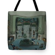 The Library, C.1820, Battersea Rise Tote Bag