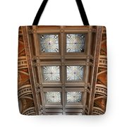 The Library Of Congress Tote Bag