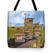 The Library Your Local Treasure Tote Bag