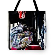 The Life Force Tote Bag