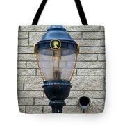 The Light And The Spout Tote Bag