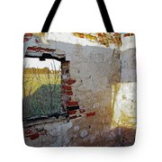 The Light Knows Not Tote Bag