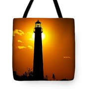 The Light Of Cape May Tote Bag
