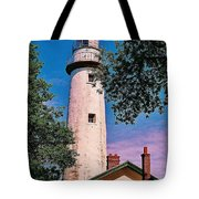 The Light Of Hope... Tote Bag