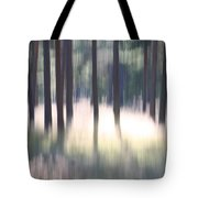 The Light Of The Forest Tote Bag