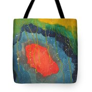 2012 The Light Of The Universe Tote Bag