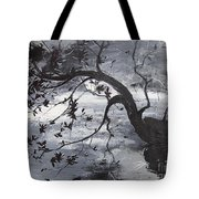 The Light Will Substain You Tote Bag