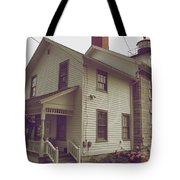 The Lighthouse Museum Tote Bag