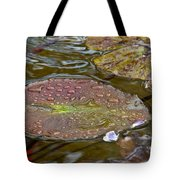 The Lily Pad Tote Bag