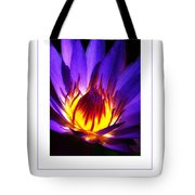 The Lily Poster Tote Bag