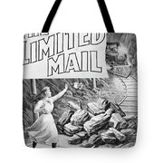 The Limited Mail, 1899 Tote Bag