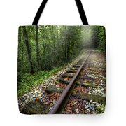 The Line Tote Bag