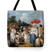 The Linen Market. Santo Domingo Tote Bag
