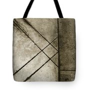 The Lines No. 60 Tote Bag