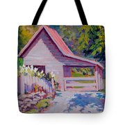 The Little Barn Tote Bag