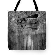 The Little Boat Photoart Tote Bag