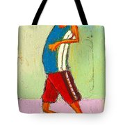 The Little Champion Tote Bag