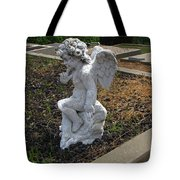 The Little Cherub Tote Bag