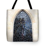 The Little Church Window Tote Bag