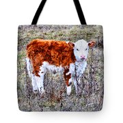 The Little Cow Tote Bag