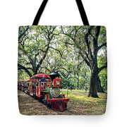 The Little Engine That Could - City Park New Orleans Tote Bag